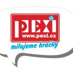 Logo PEXI_cz Milujeme_Separe S BUBLINOU.CDR